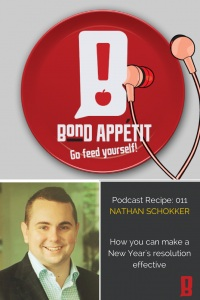 11. How you can make a New Year's resolution effective with Nathan Schokker