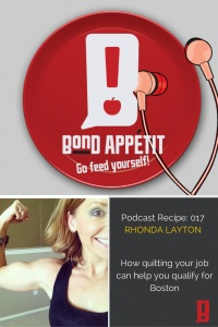 17. How quitting your job can lead you to qualify for Boston with Rhonda Layton