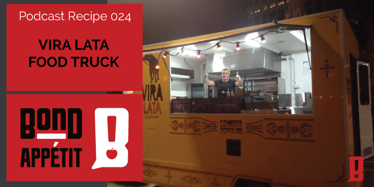 24. Bringing people together with Brazilian street food featuring Vira Lata Food Truck