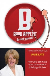 31. How you can have your scary foods totally guilt free with Julie Latz