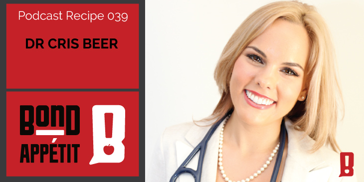 39. 'My biggest food challenge', Q&A time with Dr. Cris Beer