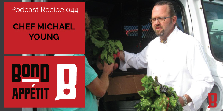 44. A very deep insight into the life and lifestyle of Chef Michael Young