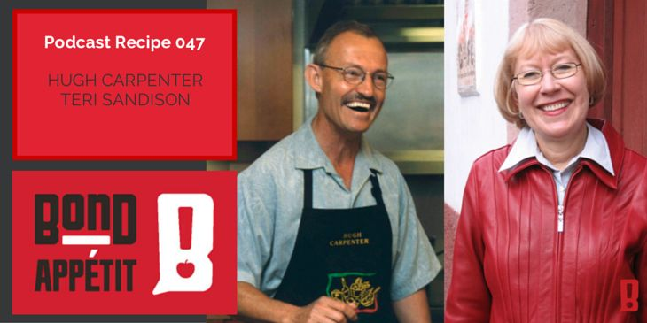 47. Breaking down Mexican Flavours with Hugh Carpenter and Teri Sandison