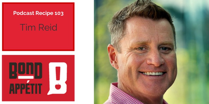 103. Podcasting, Big Marketing and how successful entrepreneurs find focus starring Tim Reid