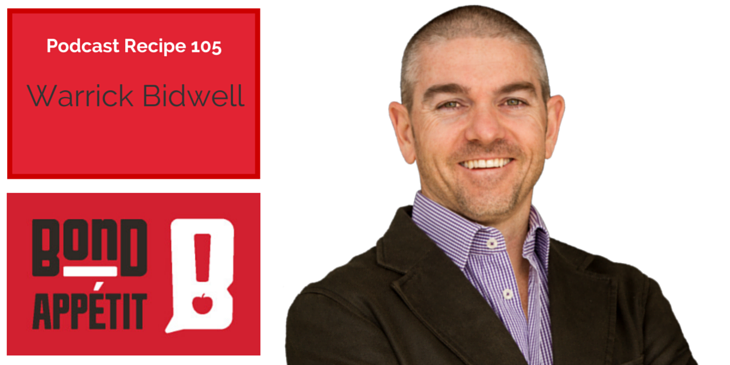 105. The lack of business with Tradies, Paleo and what to pass on to the next generation with Warrick Bidwell