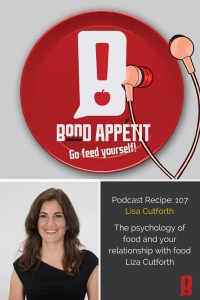 107. The psychology of food and your relationship with food Liza Cutforth