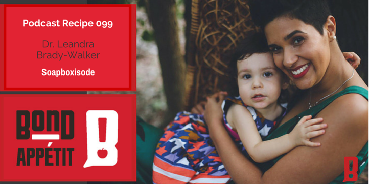 99. Soapboxisode - A reaction to Chef Pete Evans baby book being pulled with Dr. Leandra Brady-Walker