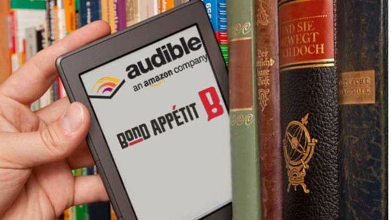 FREE AUDIOBOOK from Bond Appetit
