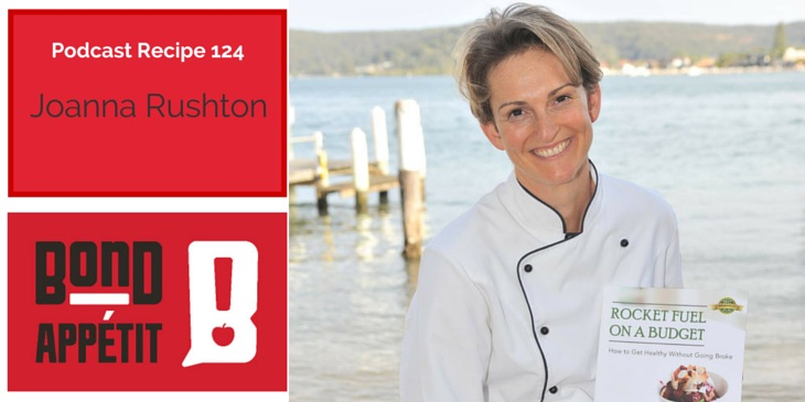 124. Be brave and follow your heart, Isagenix, & Energy Coaching Institute with Joanna Rushton