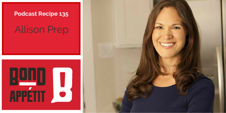 135. Personal Chef, Paleo ideas and the Prep Dish with Allison Schaaf