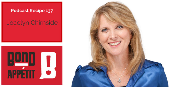 137. How to limit bullying in schools by focusing on the food that children eat with Jocelyn Chirnside