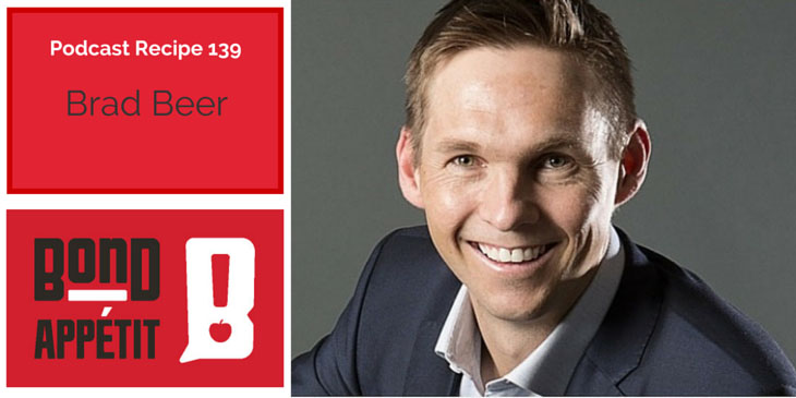 139. How to run pain free and focus on the food that fuels your run with Brad Beer