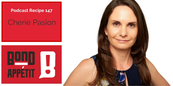 147. The road map to motherhood and taking the best from various cultures with Cherie Pasion