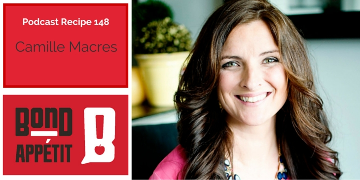 148. The paleo lifestyle and the biggest learning curve of being a parent with Camille Macres