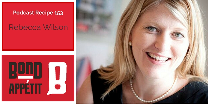 How to lead your marketplace with a good heart featuring Rebecca Wilson