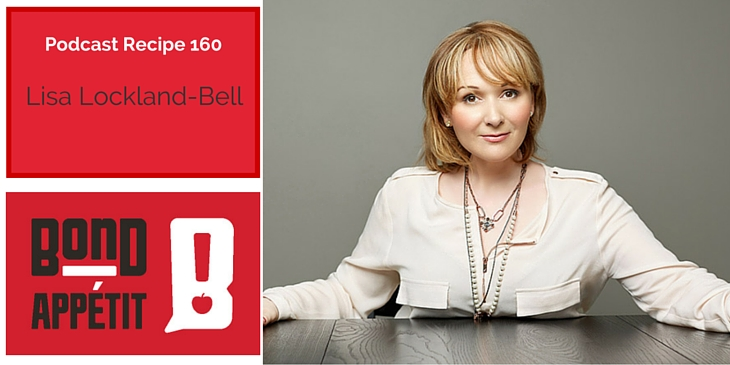 160. Simpatico conference speaker and master communication expert Lisa Lockland-Bell