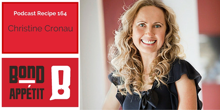 164. The law of attraction and its missing parts with Christine Cronau