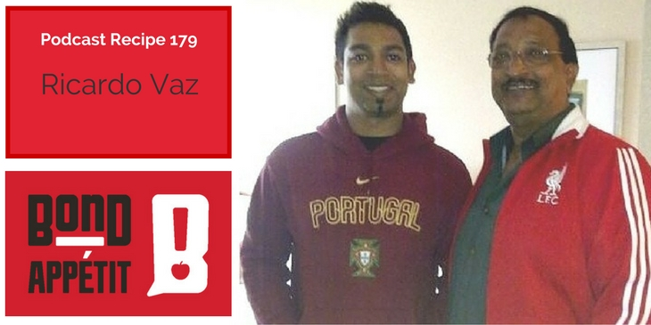179. How my father schooled me on my own podcast with Ricardo Vaz