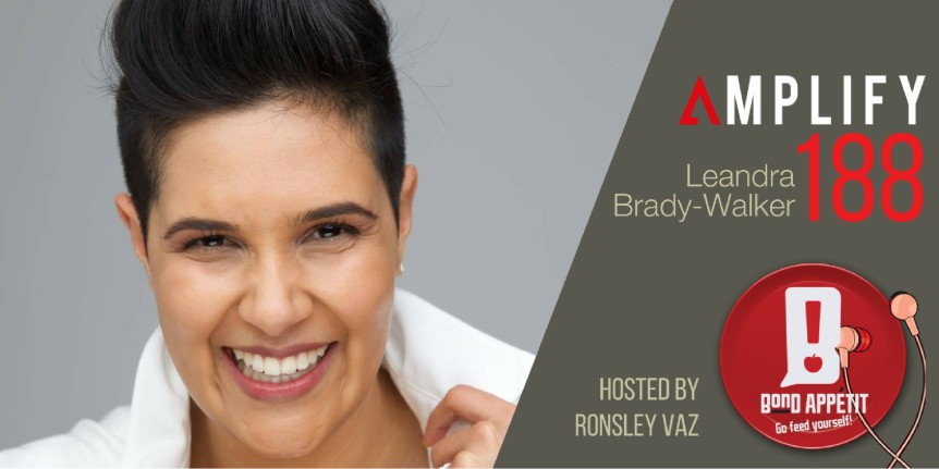 188. The Man Behind The Podcast, Getting To Know Ronsley Vaz with Dr. Leandra Brady-Walker