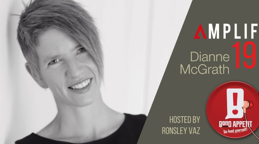 191. Rebroadcast: The Mars Mission and How to Make a Food Impact on This Planet with Dianne McGrath