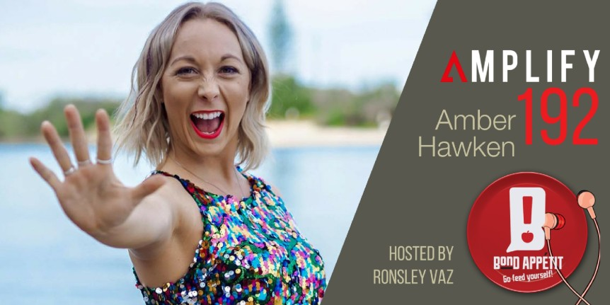 192. Rebroadcast: How to Understand Your Subconscious and Stay Real with Amber Hawken