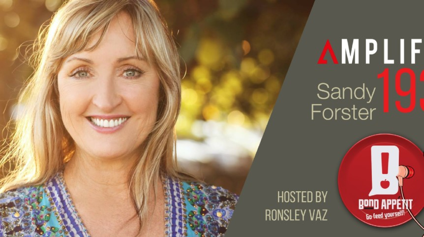 193. Rebroadcast: Is Fat Really Good for You? Listen to Sandy Forster and Me Discuss It