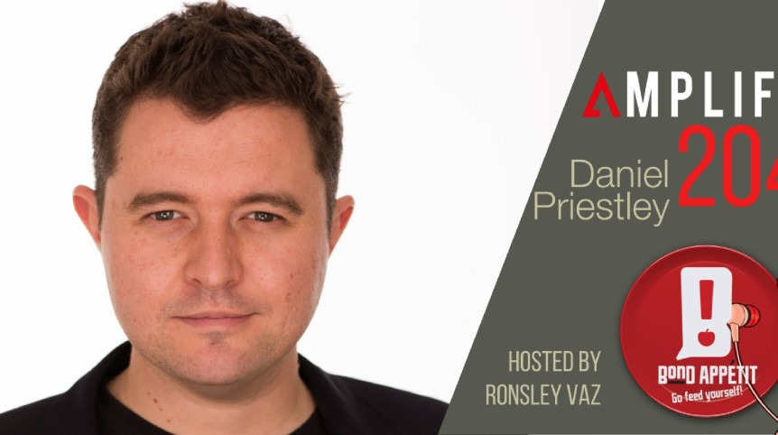204. Debunking Myths of Entrepreneurship with Daniel Priestley