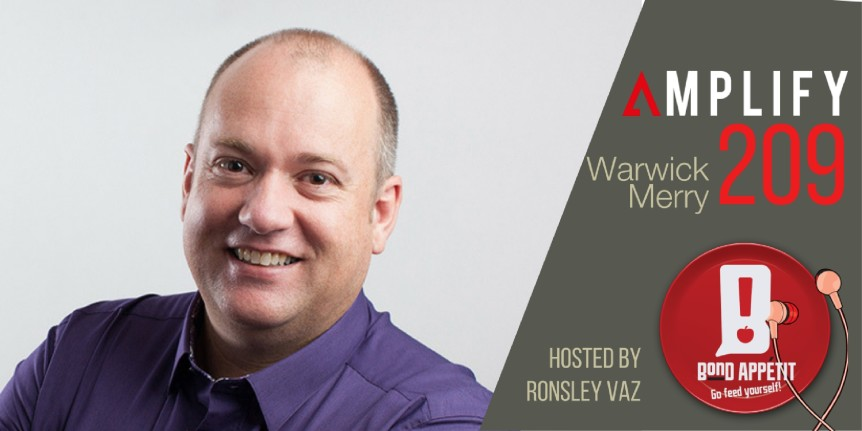 209. Ronsley on Being 'The Podcast Guru' on The Get More Success Show with Warwick Merry