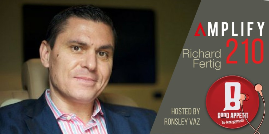 210. Focusing on the Important Things with Richard Fertig