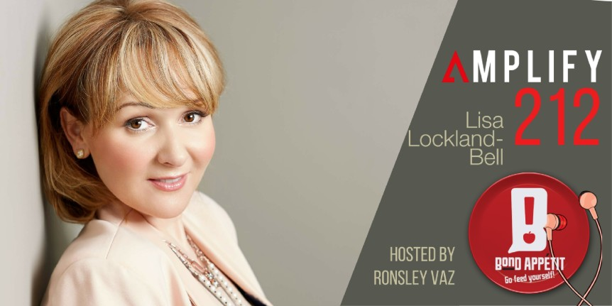 212. Rebroadcast: Simpatico conference speaker and master communication expert Lisa Lockland-Bell