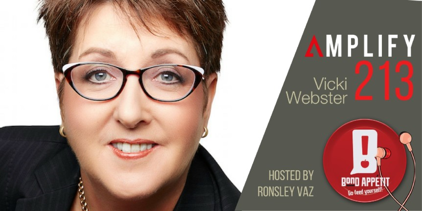 213. Rebroadcast: Simpatico Conference Speaker Vicki Webster Talks to Us about the Dark Side of Leadership