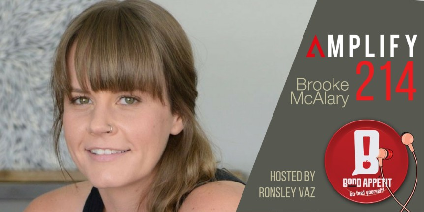 214. Rebroadcast: Support Network Is Key to Success with Brooke McAlary