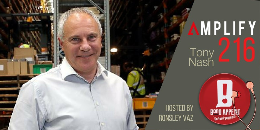 216. The Ups and Downs and Ups and Downs of Business, with Tony Nash