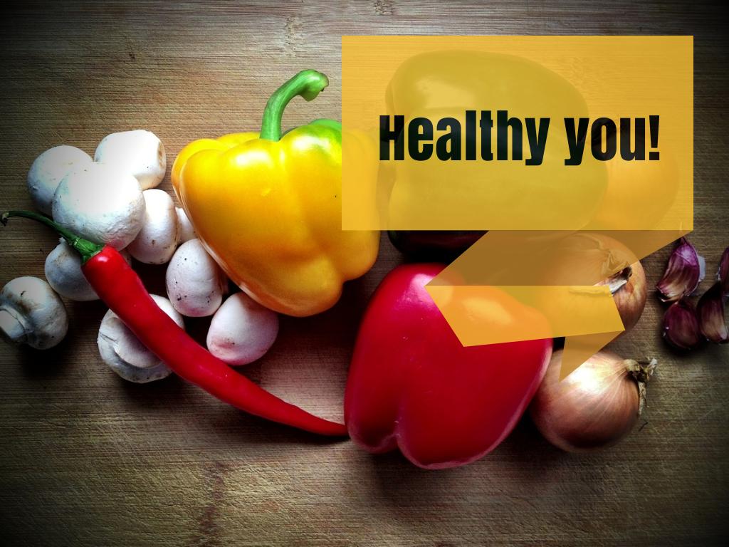 Healthy Options feed the superhuman