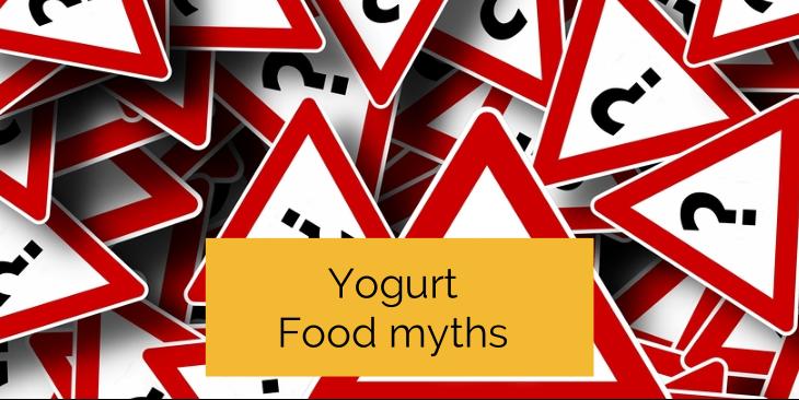 101 yogurt food myths