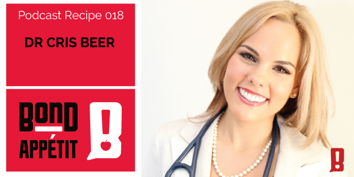 18. Why when you change what you eat, changes your genes featuring Dr. Cris Beer