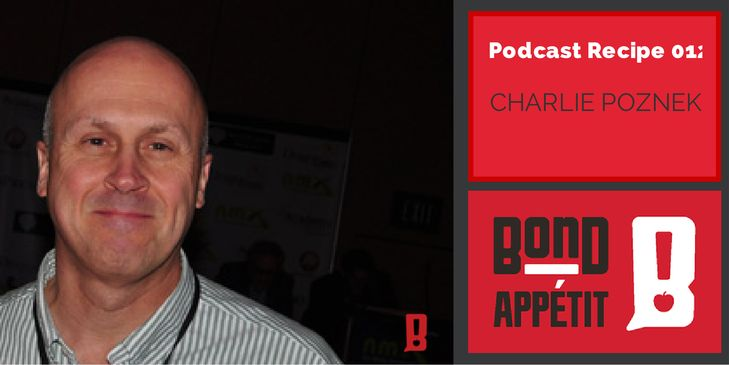 12. The food fuels the entrepreneur featuring Charlie Poznek