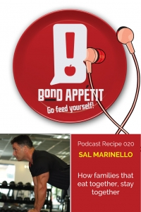 20. How families that eat together, stay together with Sal Marinello