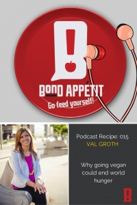 15. Why going vegan could end world hunger with Valerie Groth