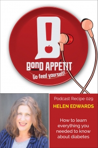29. Learn everything you needed to know about diabetes with Helen Edwards