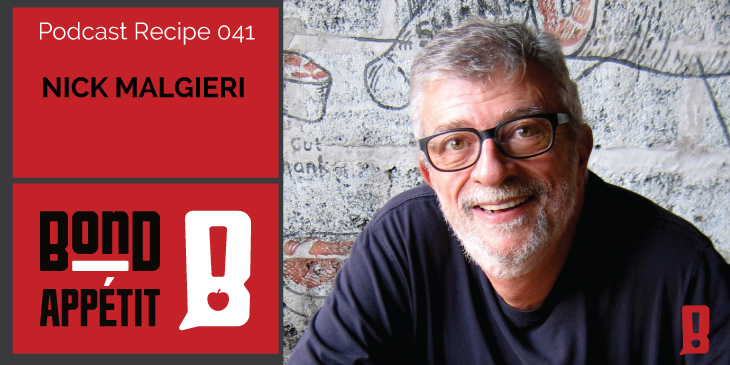 41. Your key to making friends on any planet in any universe with master baker Nick Malgieri
