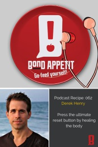 62. Press the ultimate reset button by healing the body with coach Derek Henry