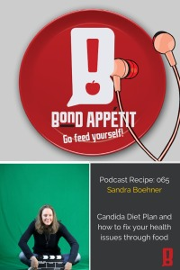65. Candida Diet Plan and how to fix your health issues through food with Sandra Boehner