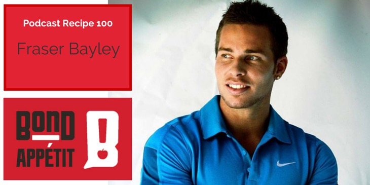 100. Get the Bayley Body. Eat a plant based diet with Fraser Bayley