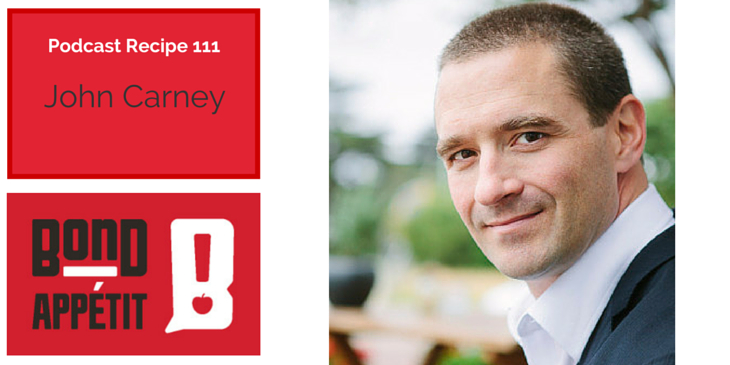 111. Maximizing investment benefits, Living to Eat, Bullet-proof coffee, and Sustaining your Focus John Carney