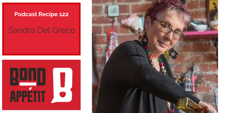 122. La Cucina di Sandra, homemade pasta, finding confidence to cook,and Poverty with Sandra Del Greco