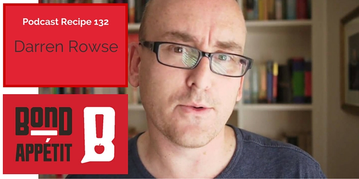 132. The 31 day challenge, 10,000 steps a day and intermittent fasting with Darren Rowse