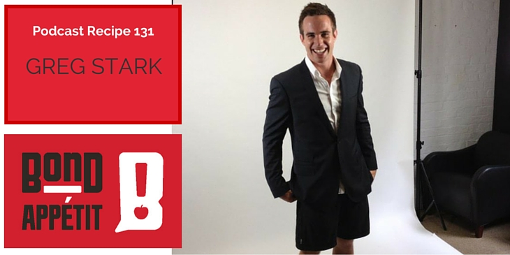 131. The 4 pillars of performance for successful business leaders with Greg Stark