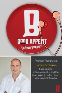 133. Frameworks, entrepreneurship and the keys to peak performance with James Schramko