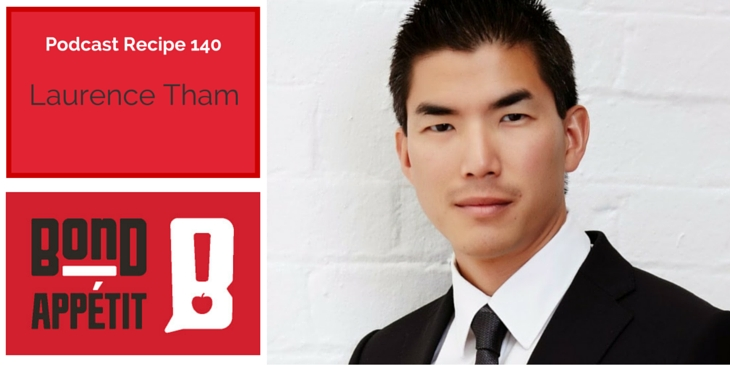 140. Morning routines, work-life balance and Laurence Tham of the Wellness Couch